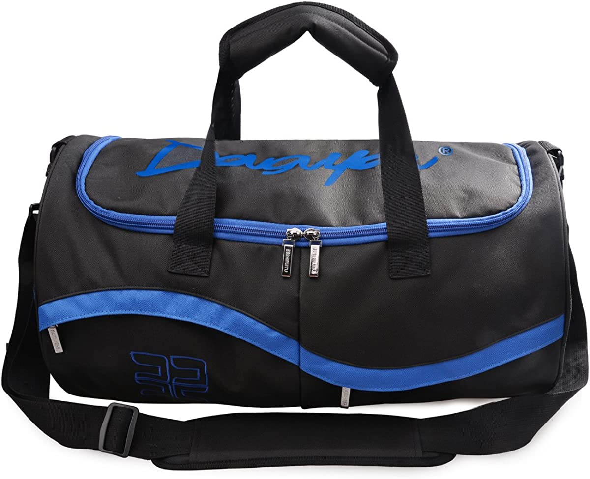 Light Weight Sport Duffel Bags Travel Duffel Bag Unisex Weekender Shoulder Bags