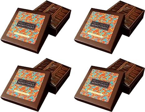Chocolates Con Pimienta De Chile - 70% Cacao De Nicaragua - 4x90gr - Momotombo: Amazon.es: Alimentación y bebidas
