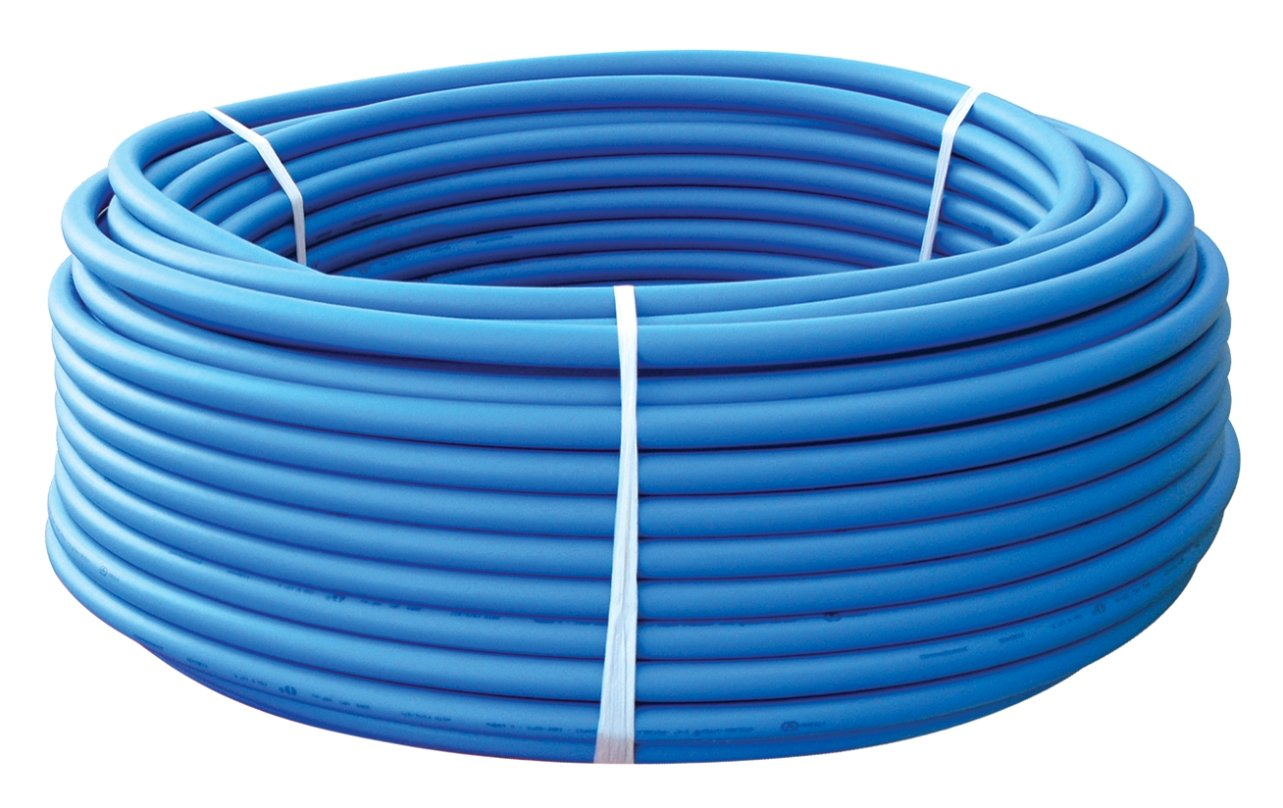 3/4'' x 300ft Blue Pex Tubing/Pipe Pex-B 3/4-inch 300 ft Potable Water Non Barrier