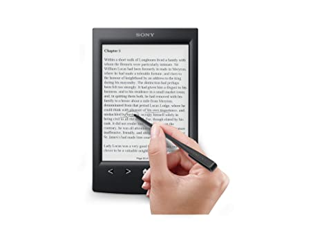 Sony - Sony Reader Prs-T2 Wi-Fi Negro - Ebook: Amazon.es: Electrónica