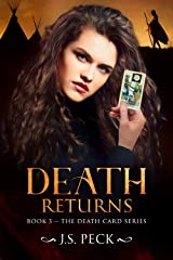 Death Returns (Death Card Series Book 3) Kindle Edition