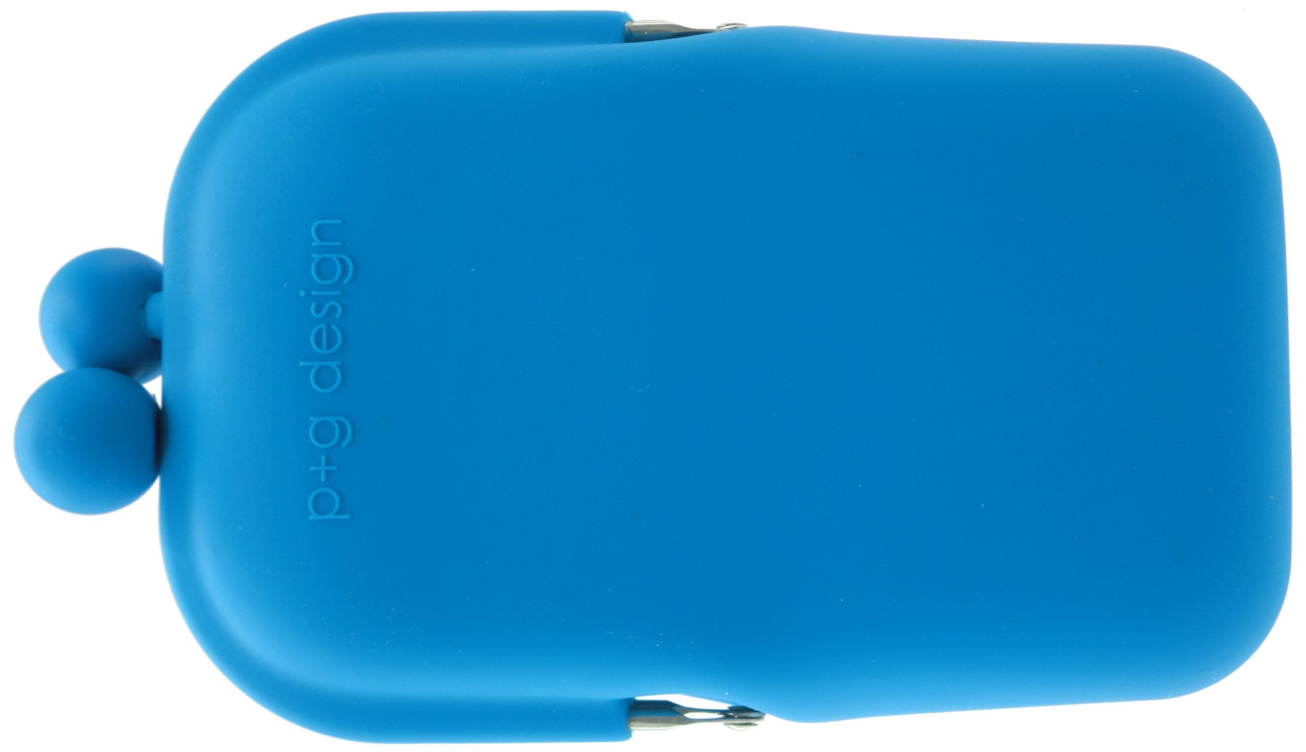 HAKKU Hair Iron GMC Toysfield p + g Design (Pochi 2) Blue PG - 13807, Medium, Clear