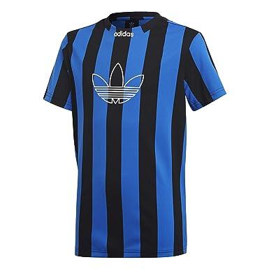 adidas Originals T Enfant Shirt 8a 7 DV2910 Bleu wm0N8n