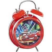 Cars- Reloj Despertador (Suncity CAC301660)