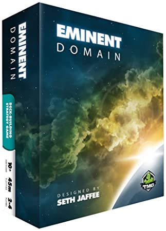 best space economy deck building game