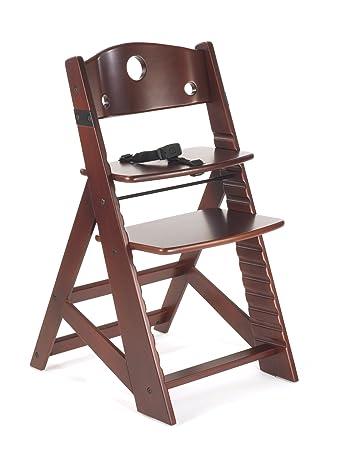 Attrayant Keekaroo Height Right Kids High Chair, Mahogany