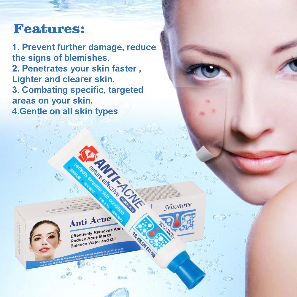 Acne Scar Removal Cream Anti Acne Cream Acne Face Cream Anti
