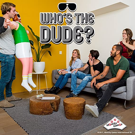 amazon com identity games idg6010 who s the dude charades toys games