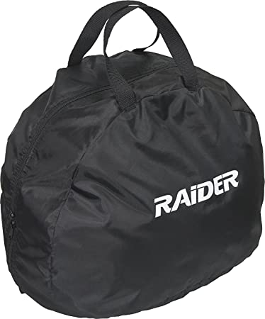 Amazon.com: Raider BCS-8B bolsa de lujo para casco: Automotive