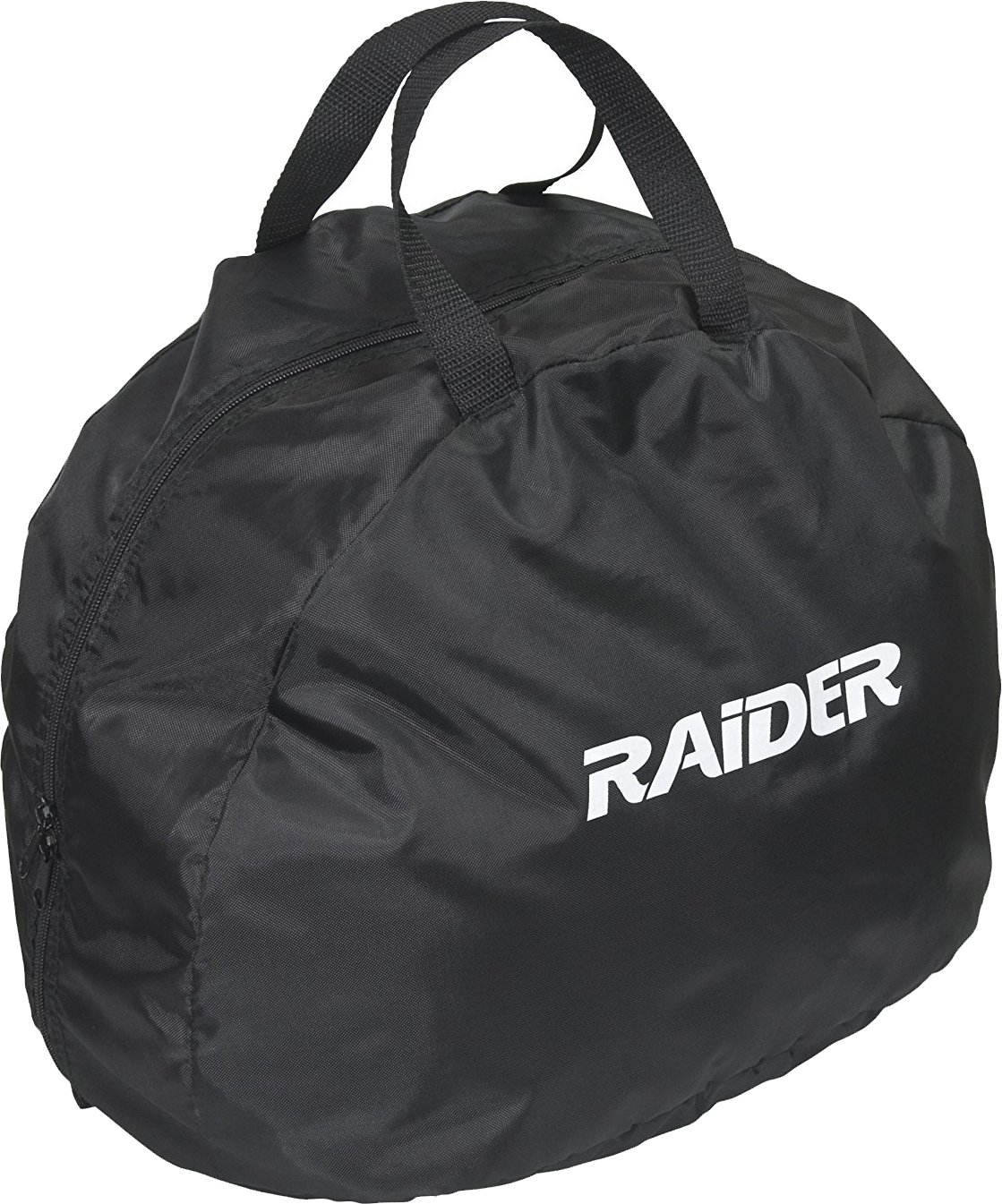 Raider BCS-8B Durable Deluxe Nylon Motorcycle Helmet Bag, Black by Raider