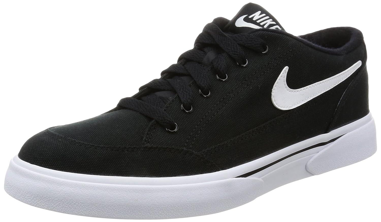 new concept dedde 0477f Amazon.com   Nike Mens Gts 16 TXT Casual Shoe Black White 8.5   Road Running