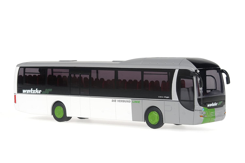 Reitze Rietze – 167.205,7 cm Man Lion 's Regio Watzke Bus Modell