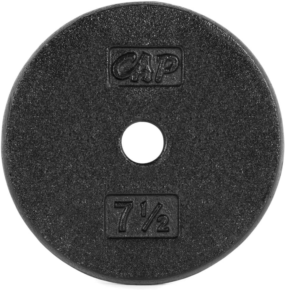 Cap Barbell Standard Weight Plate