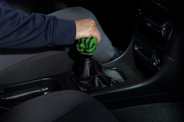 Pilot Automotive AMA-MVL-03 Hulk Shift Knob//Valve Cap Kit