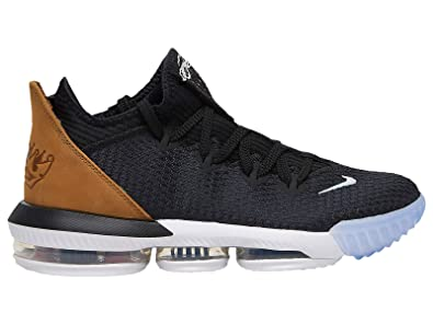 newest 6ad02 24310 Nike Men's Lebron 16 Low Synthetic Basketball Shoes