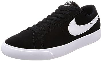 timeless design 0f5b1 2270d Nike SB Blazer Vapor Schuhe Black White