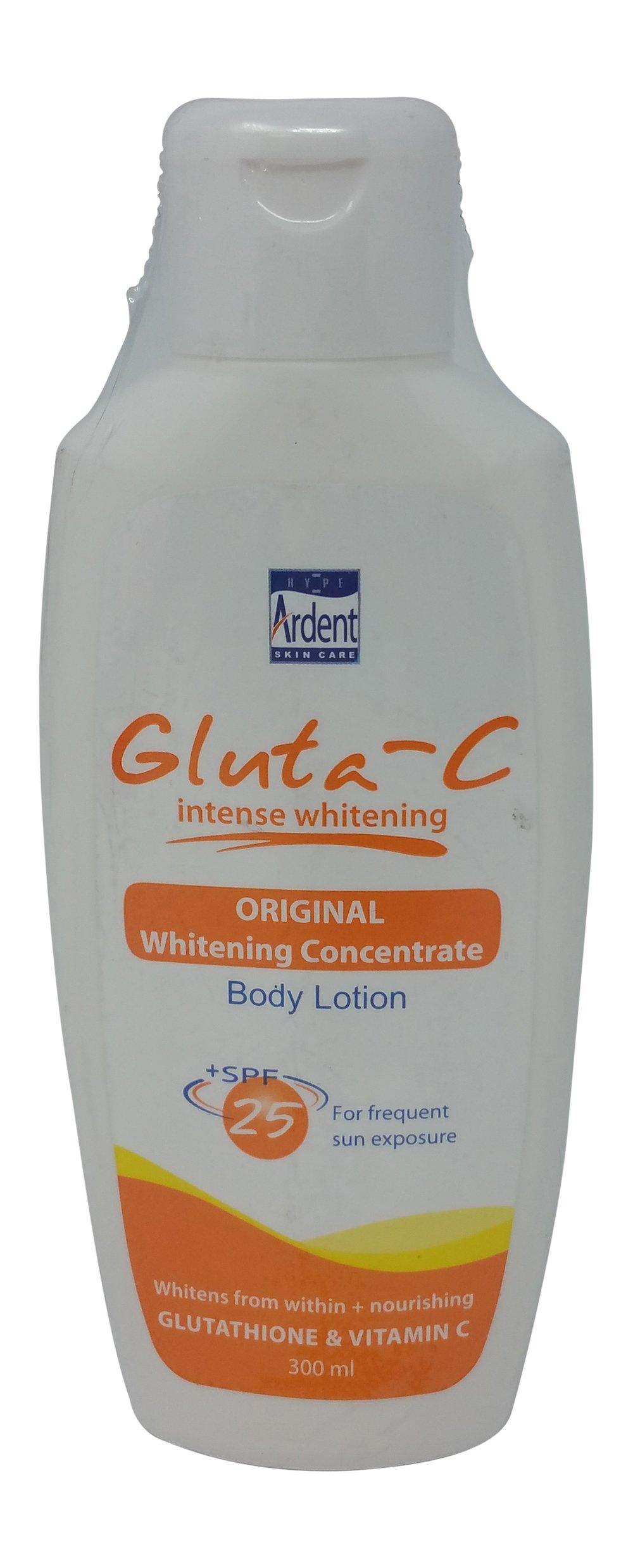 Amazon.com : GLUTA-C Intense Whitening Soap with Papaya