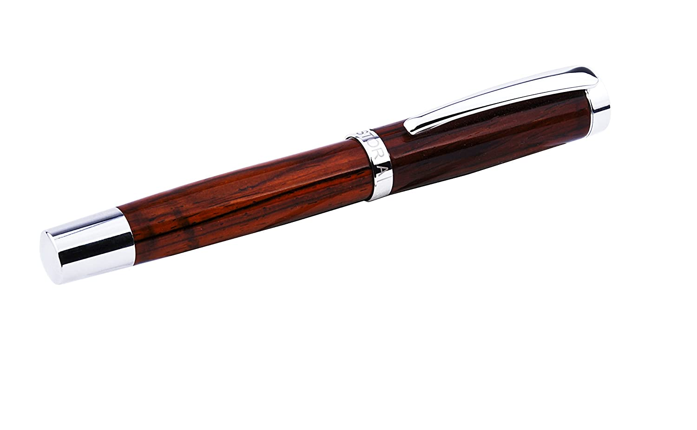 Storia Tintenroller Aus Cocobolo Holz Modell Torino Amazonde