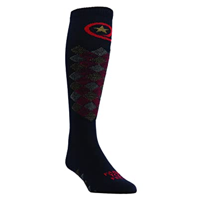 Farm 2 Feet Franconia - Lightweight Ski Diamond comes with a Helicase sock ring at Men's Clothing store