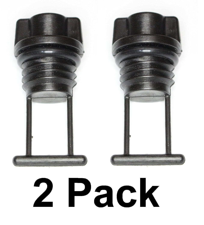 2 Pack Seadoo Drain Plug Oem# 292000187 Jetboat Speedster Sportster Challenger Utopia JSP Manufacturing