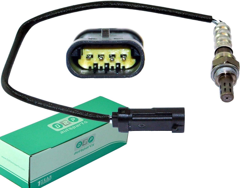 02 Sensor Lambda D2P 00 108 027 7700107433 Ox/ígeno 77 01 107 561