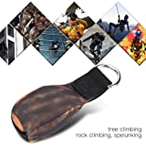 Zerone Throw Weight Bag Rope Sling Bag Pouch