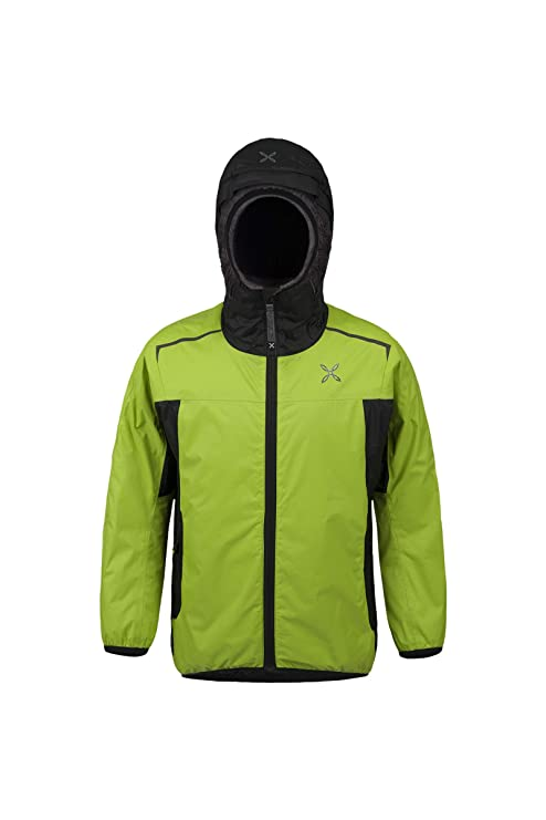 l'ultimo 336b9 076f7 MONTURA Nevis Jacket Verde Acido - Giacca Outdoor Bimbo ...