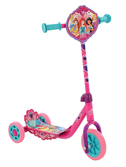 Amazon.com: Disney Princess My First Tri Scooter MV Sports ...