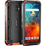 "Unlocked Cell Phones, Blackview BV5900 Rugged Smartphone 5.7"" HD+ Screen IP68 Waterproof Phones, 13MP Camera 3GB + 32GB 5580m"