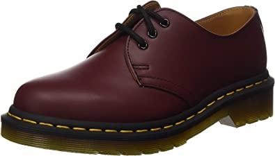 Dr Martens Women's Brown Derbies Chaussures Made in England
