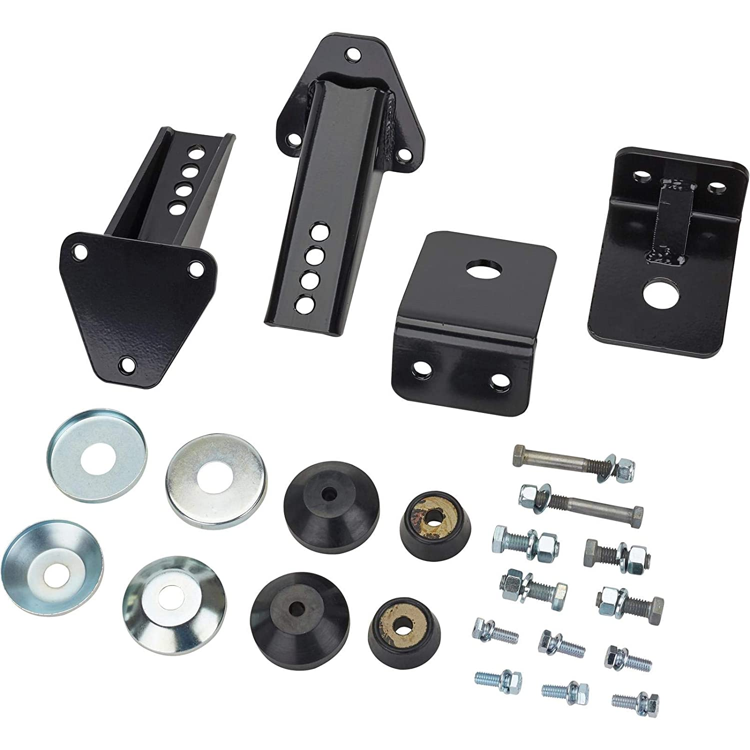 Fits Chevy to 1955-1959 Fits Chevy Pickup Motor Mounts