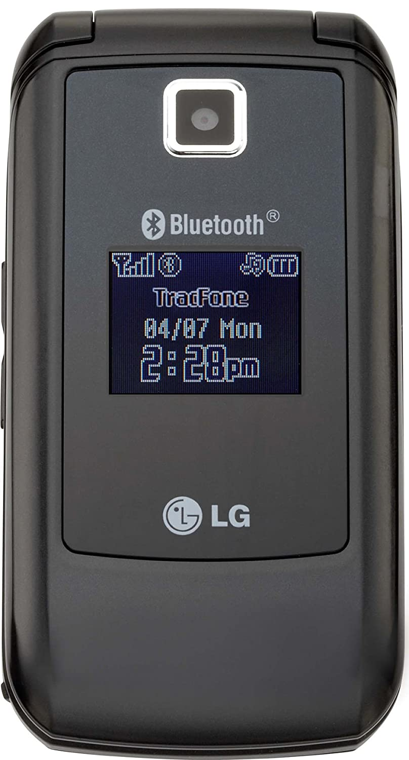 LG 600G Prepaid Phone with Double Minutes for Life (Tracfone)