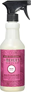 product image for Mrs. Meyer's Clean Day Multi-Surface Everyday Cleaner, Mum, 16 Fluid Ounce