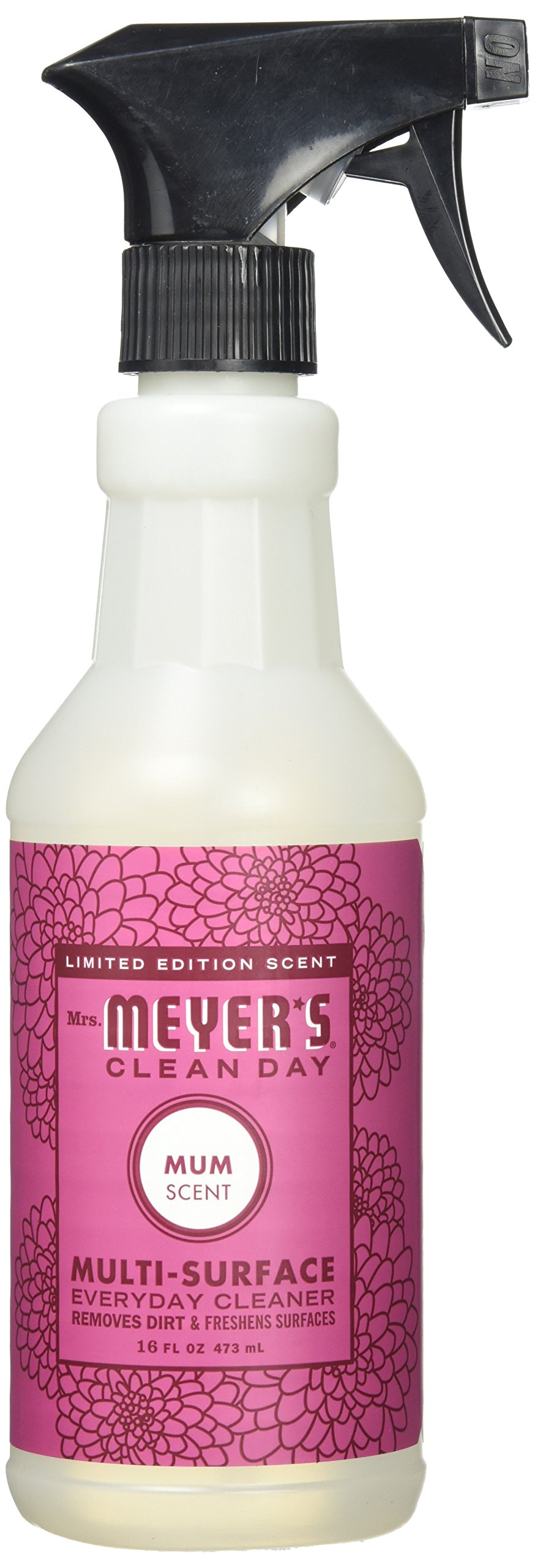 Mrs. Meyer's Clean Day Multi-surface Everyday Cleaner, Mum, 16 Fluid Ounce