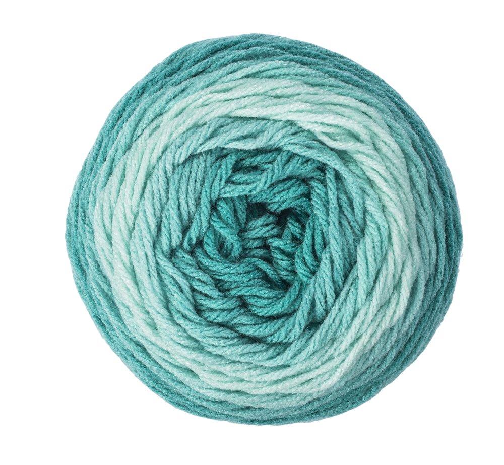 Amazon.com: Red Heart Super Saver Ombre Yarn, 10 oz, Spearmint: Arts ...