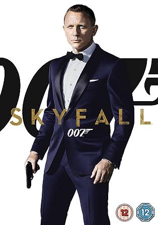 e2c97330db0c0 Skyfall [DVD]: Amazon.co.uk: Daniel Craig, Judi Dench, Javier Bardem ...