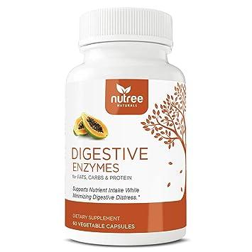 Amazon.com: Digestivo Enzimas Suplemento y probióticos para ...