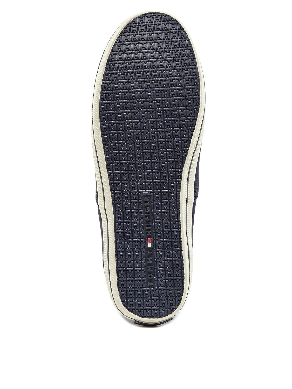 40ff08e212 Tommy Hilfiger Footwear Victoria Mujer Zapatillas azul oscuro 38   Amazon.es  Ropa y accesorios