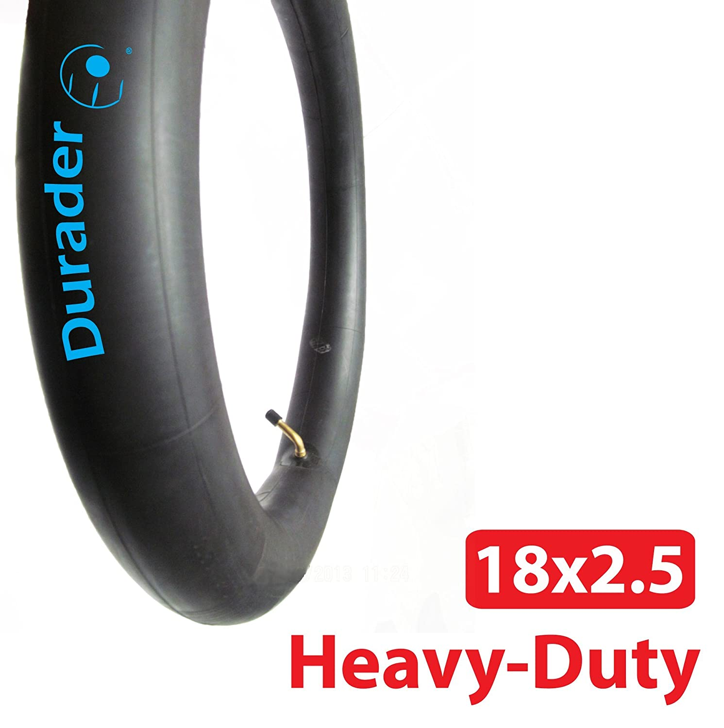 3bcf061096c Amazon.com  18x2.5 Inner Tube with Angled Valve for Electric Bikes  Sports    Outdoors