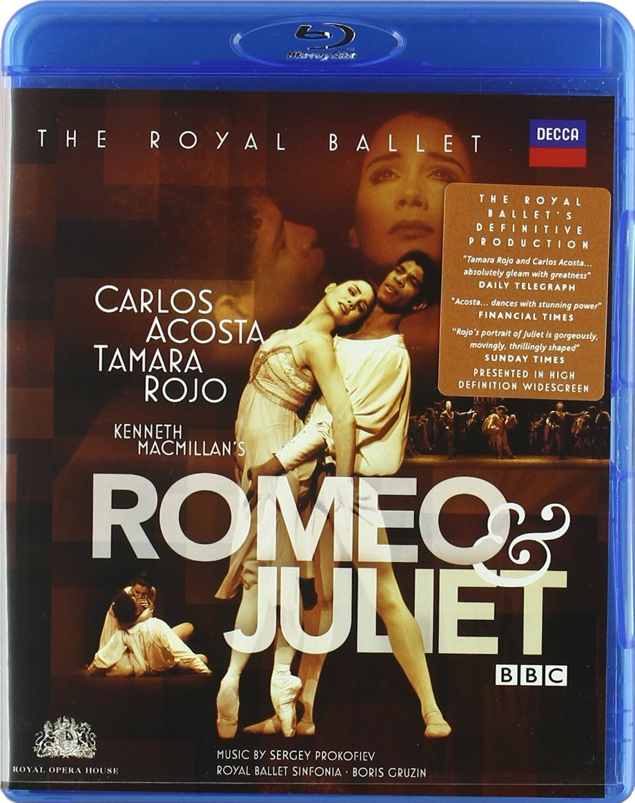 The Royal Ballet - Romeo & Juliet (Widescreen)