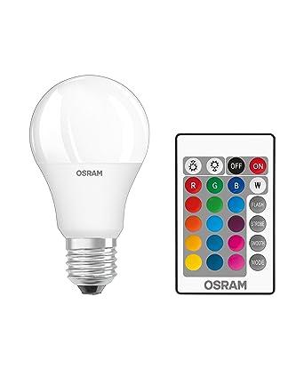Osram 045675 Bombilla LED E27, 9 W, Blanco