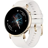 Huawei Watch GT 2 Smartwatch, 42mm, Frosty White