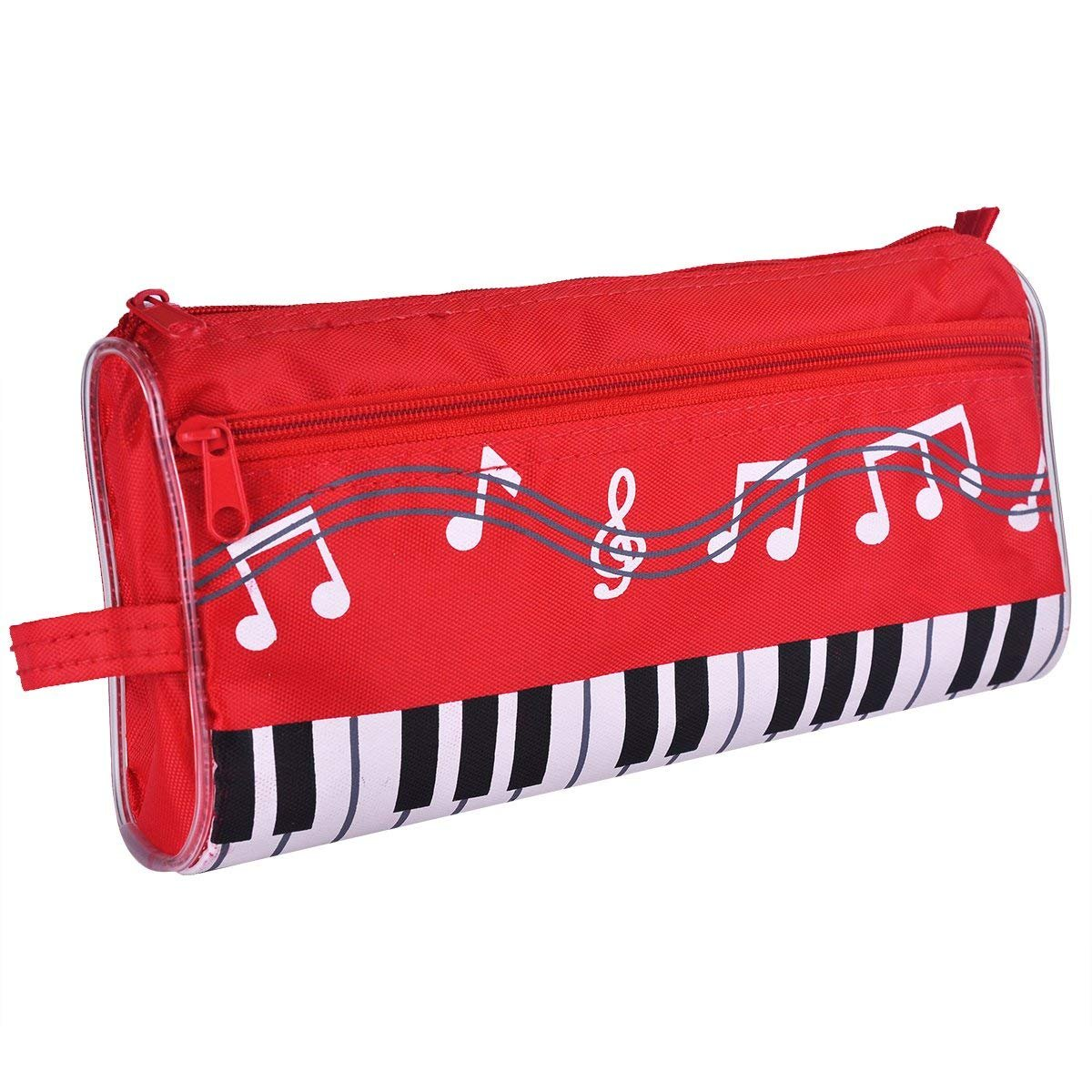 Multifunctional Pencil Case Cosmetic Makeup Bag, Cute Large Storage Bag (Sky Blue) Factory Outlet