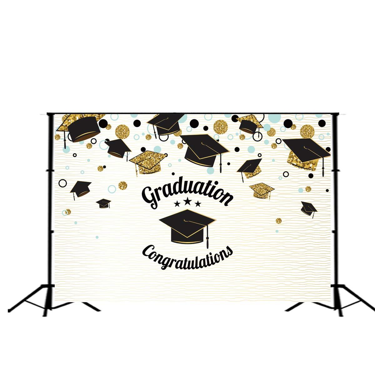 Cabina de Estudio fotogr/áfico decoraci/ón Fondo de fotograf/ía Graduado para graduaci/ón Fiesta de graduaci/ón