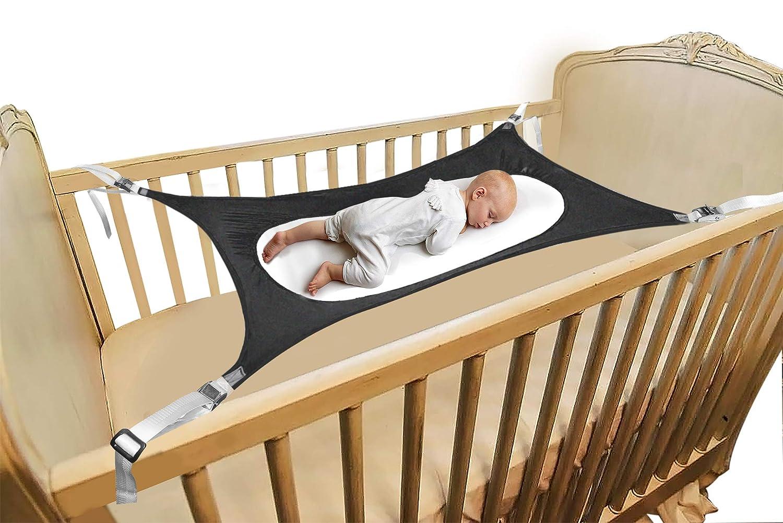 Amazon Com Baby Hammock For Crib Mimics Womb Help Sleep Cradle