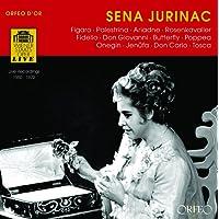 Oper:Figaro/Madama Butterfly/Jenufa/Ariadne/+