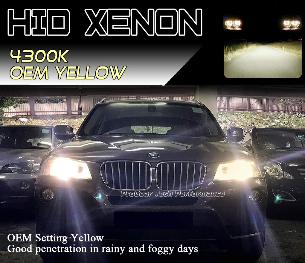 H8 H9 H11 55W Heavy Duty Fast Bright CANBUS HID Kit No OBC Error , 4300K they are same H8//9//11
