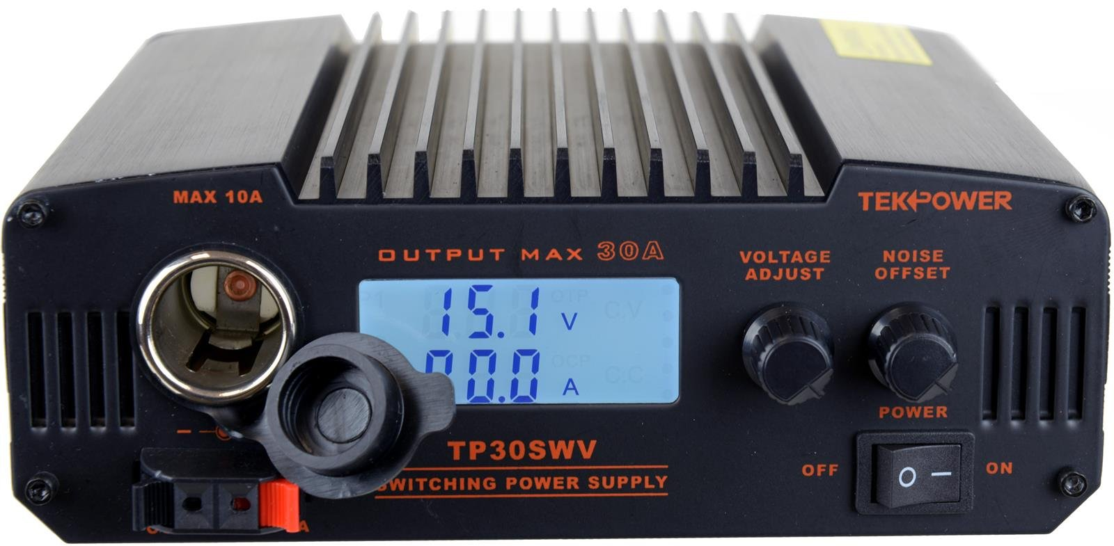 Tekpower Tp30swv 30 Amp Dc 138v Network Radios 10a Power Supply