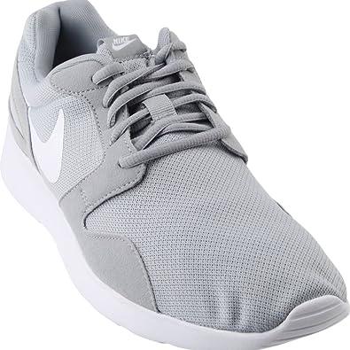 big sale 0f745 75794 Womens Nike Kaishi 654845 014 Wolf Grey   White-White Size 11