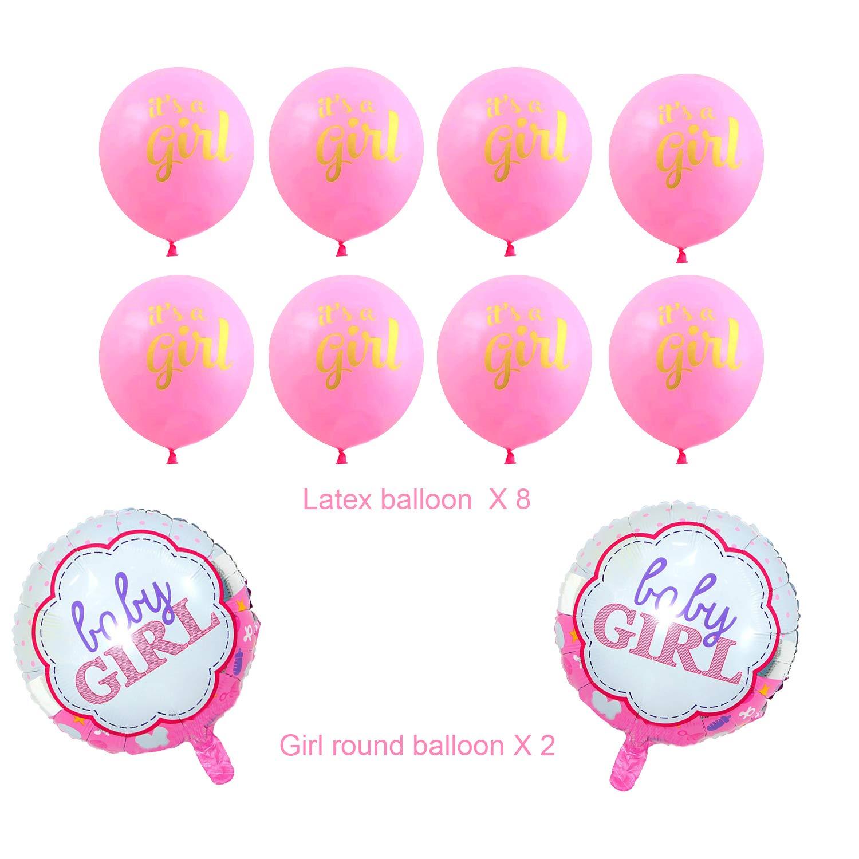 Amazon.com: Juego de globos de látex con forma de botella de ...